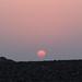 Afar sunrise