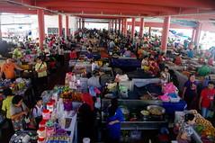 People, Market, Kapit, Sarawak, Malaysia (ARNAUD_Z_VOYAGE) Tags: kapit sarawak malaysia island borneo eastern river landscape boat capital district rajang longhouse communities nature jungle