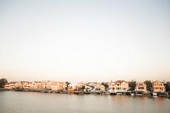(gwoolston) Tags: homes architecture water bay sun reflection stoneharbor jerseyshore