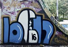 Den Haag Graffiti (Akbar Sim) Tags: denhaag thehague agga zuiderpark holland nederland netherlands graffiti akbarsim akbarsimonse