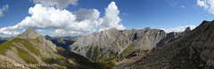 Galtseitejoch Panorama Ost (bergschreiber) Tags: tirol 2014 muttekopf pfafflar galtseitejoch