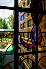 BU (98) (tomasz_hejna) Tags: library poland streetphoto poznan staremiasto witraz bibliotekauniwersytecka tomaszhejna