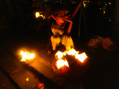 Hoi An 2014 (Hanoi1933) Tags: night fire candle vietnam hoian celebration fête bougie 2014 fêtedelalune mooncelebration