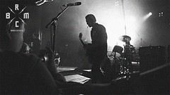 7 (reaoubien) Tags: leica blackandwhite bw monochrome live rocknroll brmc photoworks stagephotography petehayes reaoubien