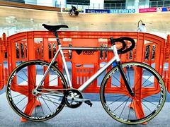 Capo @stabvelodrome (matosman0251) Tags: fixie fixedgear cannondale stab capo velodrome trackbike