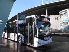 DSCF0350 (7beachbum) Tags: france bus publictransportation normandie normandy hautenormandie sottevillelesrouen