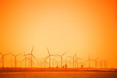 2015.0049 - Wind turbines // Turbinas Elicas (Adriano Aquino) Tags: sky sun sol praia beach sand energy wind cu turbine windturbine vento aeolian energia turbina eolian elica