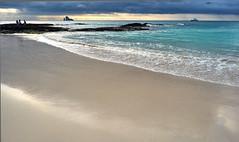 "Pearlescent Peace (ggppix) Tags: ocean sun reflection beach clouds islands bay ecuador sand surf pacific charlesdarwin lindblad hues tones sheen equatorial equator archipelago patina nationalgeographic opalescence endeavour galápagos pearlescent littoral captureonepro nacré kickerrock chathamisland perolado nacarado islasancristóbal sancristobalisland 珠光 stephensbay sedefli perlglanz perlescente fujifilmxpro1 перламутровый garyglenprice fujinonxf18135f3556rlmoiswr rocaleóndormido ""voyageofthebeagle"" bahiastephens بيرليسسينت 真珠光沢の"
