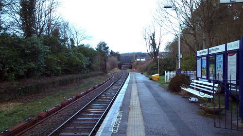King's Nympton station