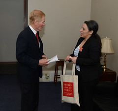 Meeting with Senator Nelson