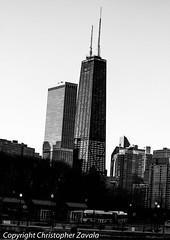 John Hancock Center (Doctor Christopher) Tags: chicago johnhancockbuilding johnhancockcenter chicagoil