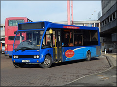 Arriva 1474 (YJ56 ATZ) (Colin H,) Tags: bus group east solo harlow network essex oe herts arriva 2015 ibp atz optare tgm 1474 arrivabus yj56 m850 ipswichbuspage networkharlow colinhumphrey yj56atz