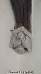 2012 Jul 21 strethall 15c corbel (dalevreed) Tags: blurred highquality england2012