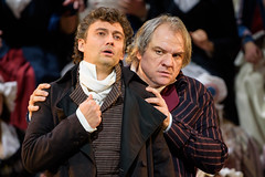 Watch: Members of the cast and creative team from Andrea Chénier