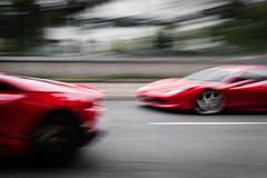 Italians (Keith Mulcahy) Tags: cars hongkong huracan ferrari autos kowloon lamborghini smd 458 worldcars sundaymorningdrive keithmulcahy january2015 taimetuk blackcygnusphotography ppa7a0 ppd56c