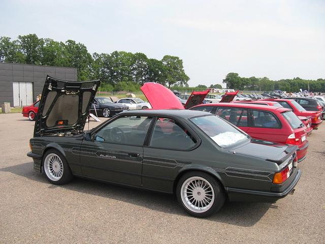 cars car alpina turbo bmw b7 coupé csi 6series 6er 635 e24