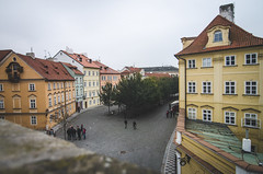 / prague / (aubreyrose) Tags: travel autumn fall europe prague czechrepublic charlesbridge 2014 vltavariver