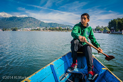 Day 6, Peace Pagoda (8) (KLMP) Tags: city nepal lake mountains boats temple pokhara fewa phewa annapurna peacepagoda
