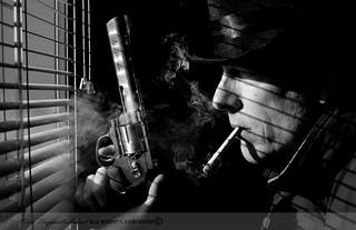 Smoking Gun 50mm