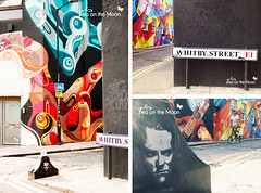 Londes graffitis Shoreditch (Tea on the moon  begoa ) Tags: street travel london graffiti urbanart viajes shoreditch londres viajar travelwithkids viajarconnios teaonthemoon