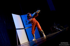 Chell Arrives (zemekiss) Tags: musical portal chell glados cavejohnson