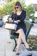 Littlre Black Dress (charlenecasillas) Tags: fashion photography blog outfit blogger ootd charlenecasillas jennwonder