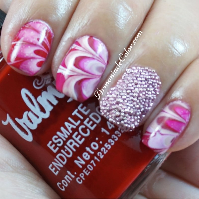 water marble rosa 3