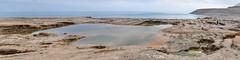 Dead sea sinkholes (Laufer Izhar) Tags: israel desert deadsea sinkholes