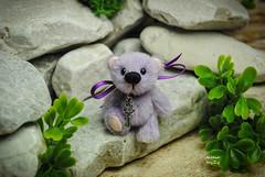 pinki03 (Zhanna Zolotina) Tags: bear miniature teddy handmade ooak altair toyzz