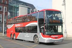 Bus Eireann LE1 (12D11449). (Fred Dean Jnr) Tags: synergy buseireann vdl le1 berkhof beresfordplacedublin 12d11449 march2015 buseireannroutex1