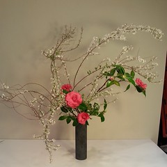 My ikebana today