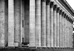 Columns (albireo 2006) Tags: blackandwhite bw blackwhite birmingham columns pb nb bn corinthian townhall birminghamtownhall blackandwhitephotos corinthianorder blackwhitephotos