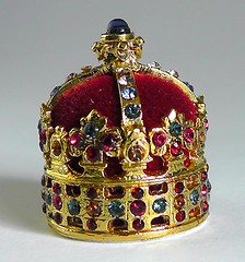 The Crown of Saxony (August II ) 2nd Poland Miniature Crown Jewels of the World Collection (chriscarr49) Tags: world vienna pope vatican tiara rome london tower netherlands dutch saint st norway museum bavaria austria miniatures miniature king hungary state roman united saxony budapest treasury royal fake orb poland kingdom parliament august palace stephen queen diamond norwegian 2nd collection replica holy queens kings ii sword imperial napoleon opening crown jewels edwards copy vii jewel austrian hofburg coronation fakes sceptre regalia hungarian copies crowns the kohinoor crowning pius hungarians hohenzollern cullinan wurtemburg
