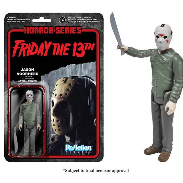 15 Mins To Friday The 13th & Our Black Friday Sale Where Reaction Figures Start At $3.99. www.dorksidetoys.com/blackfriday  #blackfriday #fridaythe13th #jason #jasonvorhees #funko #reaction #retro #dorkside #dorksidetoys #toys #toy #toystagram #toycommu