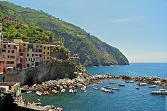 2016-07-04 at 14-08-02 (andreyshagin) Tags: riomaggiore italy architecture andrey shagin summer nikon d750 daylight trip travel town tradition beautiful