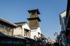 Kawagoe's Bell Tower (Raffael Helmhart) Tags:   kawagoe   saitamaprefecture