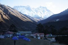 Khumbu (wronskydk) Tags: tengboche khumbu nepal