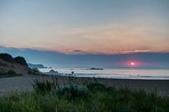 Otro atardecer en Verdicio (ccc.39) Tags: asturias gozn verdicio carniciega cantbrico atardecer ocaso puestadesol sunset playa beach sol mar agua seascape sea