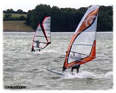 IMG_0761 (lesleydoubleday) Tags: rutland rutlandwater windsurfers