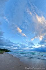 Lake Michigan ... Empire Bluff, cloudplay (Ken Scott) Tags: summer usa michigan july lakemichigan greatlakes hdr freshwater voted leelanau 2016 45thparallel kenscott sbdnl sleepingbeardunenationallakeshore mostbeautifulplaceinamerica kenscottphotography kenscottphotographycom