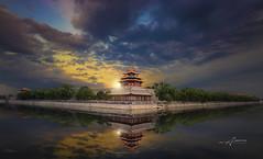 Beijing Plalace Museum, China (Albert Photo) Tags: china beijing forbiddencity formerimperialpalace beijingplalacemuseum