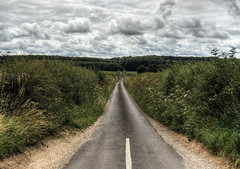 The Road to Crawley, Hampshire (neilalderney123) Tags: road landscape track roman olympus hampshire winchester crawley winchestre 2016neilhoward