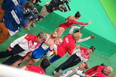 IMG_3982 (Mud Boy) Tags: teamusa brazil braziltrip brazilvacationwithjoyce riodejaneiro rio rioolympicarena rioolympicarenagymnastics rio2016 2016summerolympics summerolympics rioolympics2016 olympics gamesofthexxxiolympiad jogosolímpicosdeverãode2016 gymnasticsartisticwomensindividualallaroundfinalga011 gymnasticsartisticwomensindividualallaroundfinal ga011 barraolympicpark thebarraolympicparkbrazilianportugueseparqueolímpicodabarraisaclusterofninesportingvenuesinbarradatijucainthewestzoneofriodejaneirobrazilthatwillbeusedforthe2016summerolympics parqueolímpicodabarra barradatijuca alyraisman simoneariannebilesisanamericanartisticgymnastbilesisthe2016olympicindividualallaroundandvaultchampion simonebiles favorite rio2016favorite riofacebookalbum riofavorite