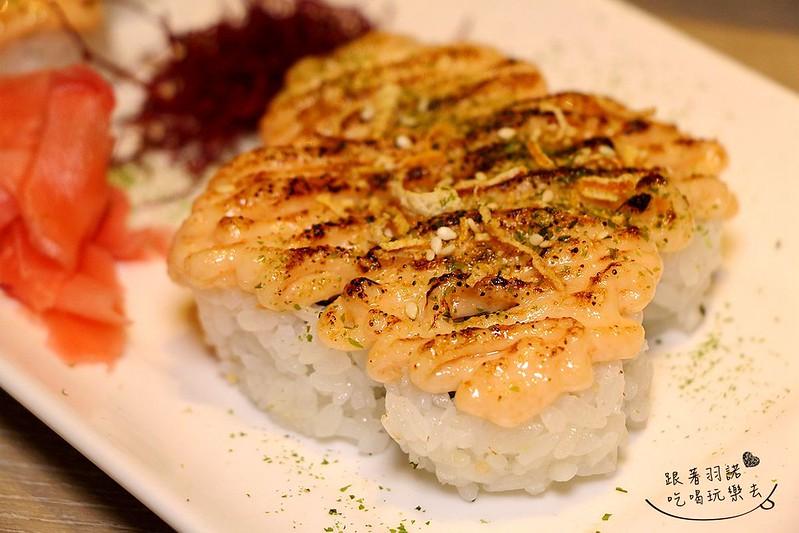 CA rolls 高級美日式創意料理天母棒球場美日式078