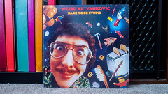 Dare to Be Stupid by Weird Al Yankovic (johnnytreehouse) Tags: weird al yankovic dare stupid 80s awesome greatness charmin lp album record vinyl music collection