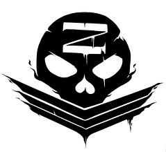 FREE-Z crew 'Jolly Roger' Original Design. (snuzstillfree) Tags: freez crew jolly roger graffiti infamous pirate era new age greece drawing design death skull z wings style