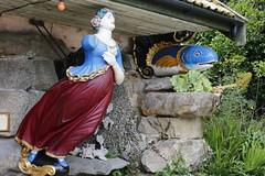 Tresco Abbey Gardens, Isles of Scilly (x70tjw) Tags: tresco islesofscilly figureheads