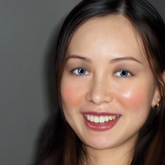 Audrey Lee PP (Photographer Primus) Tags: asian lovers beauty smiling chinese earing lips teeth white