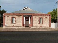 Tatiara Masonic Lodge (1925) (PhotoChronologyOfSouthAustralia) Tags: 1925 lodge freemasons makin