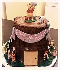 Winnie the pooh (Retro Bakery in Las Vegas) Tags: winnie pooh tree